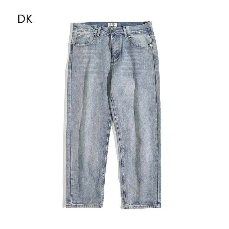 Quần jeans phong cách Hàn Quốc cho nam