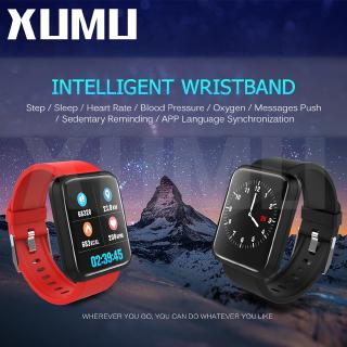 Xumu Oxygen M28 Smart watch Bluetooth Heart Rate Monitoring Music Control Sport Watch Android iPhone