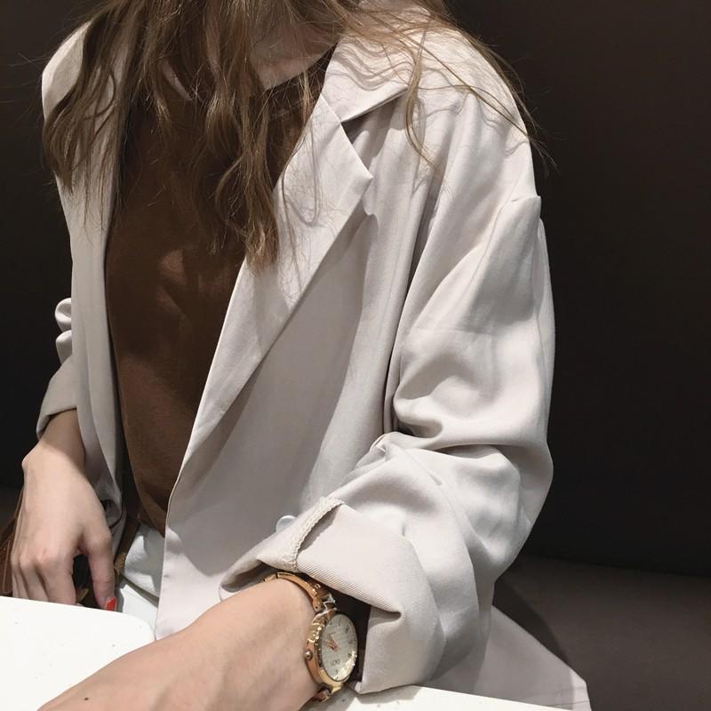 áo khoác dáng dài form rộng