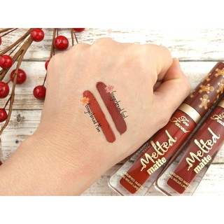 (Màu Girl) Toofaced Ginger Bread