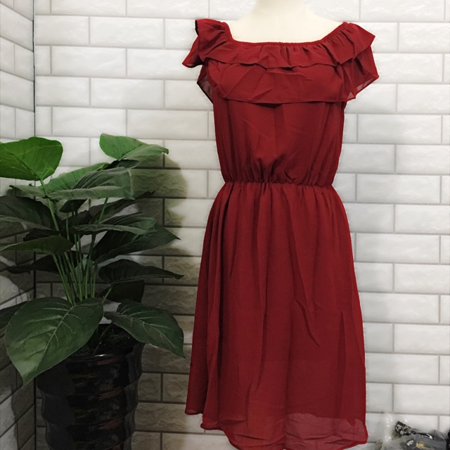 Váy von bèo tầng xinh xắn