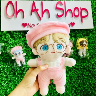 Doll Ohahtae fansite Con Bố Taehyung