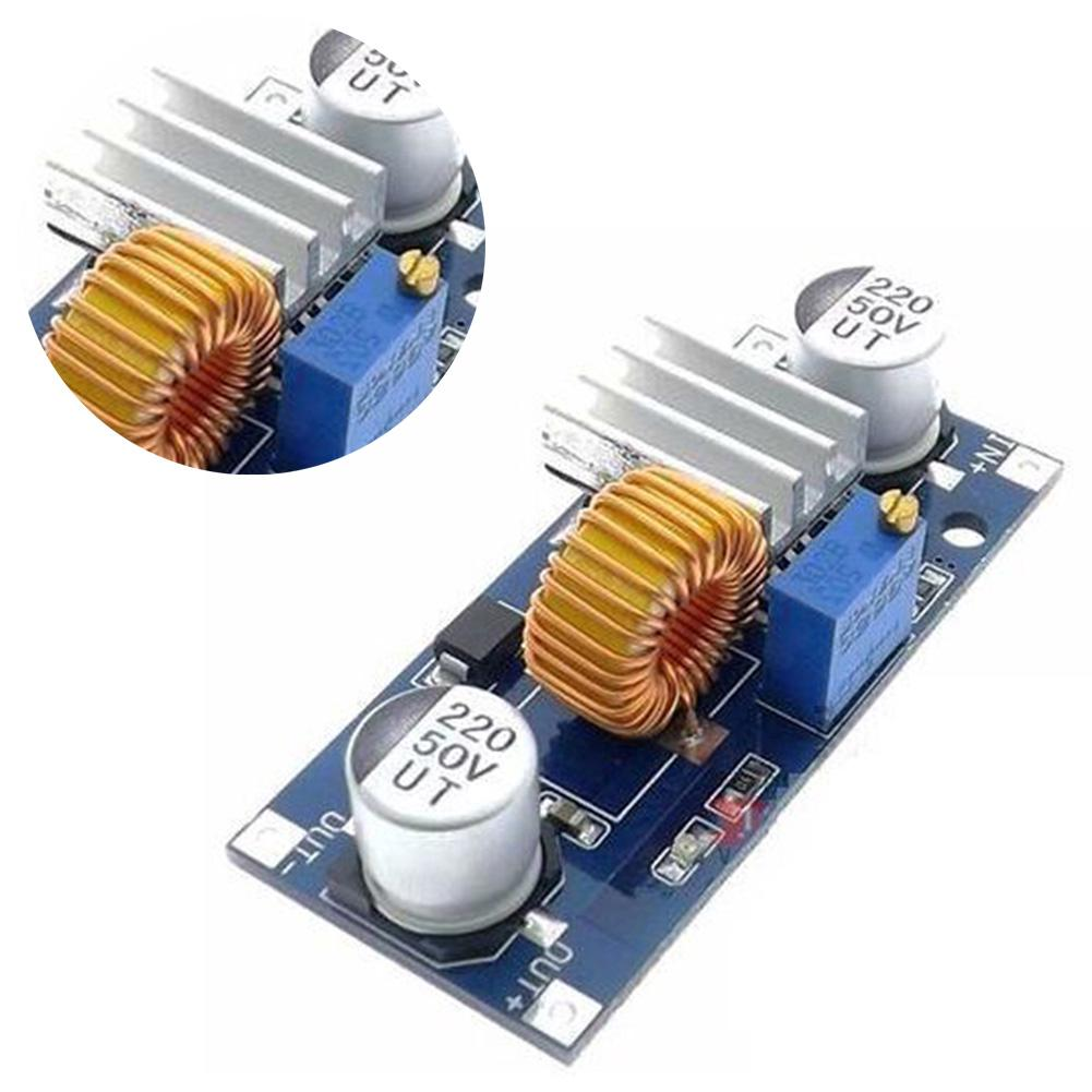 5A DC-DC Step Down Adjustable Power Supply Module Lithium 4~38V 96% DC adjustable step-down module