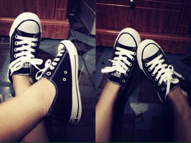 Converse made in Việt Nam
