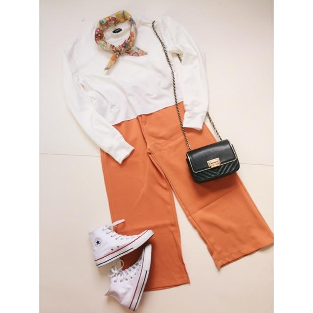 Culottes, áo