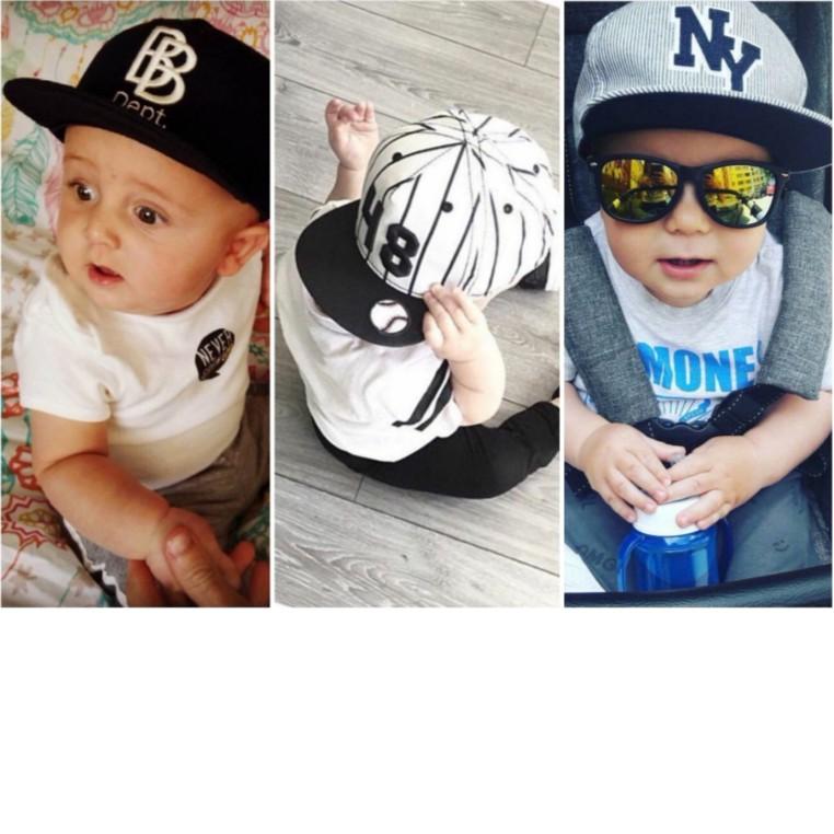 Mũ lưỡi trai HM cho bé trai và bé gái từ 2 đến 5 tuổi (Có ảnh chụp thật)