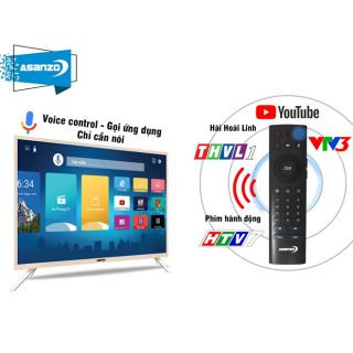 ASANZO Tivi 43inch Smart t voice full hd- model 43VS9