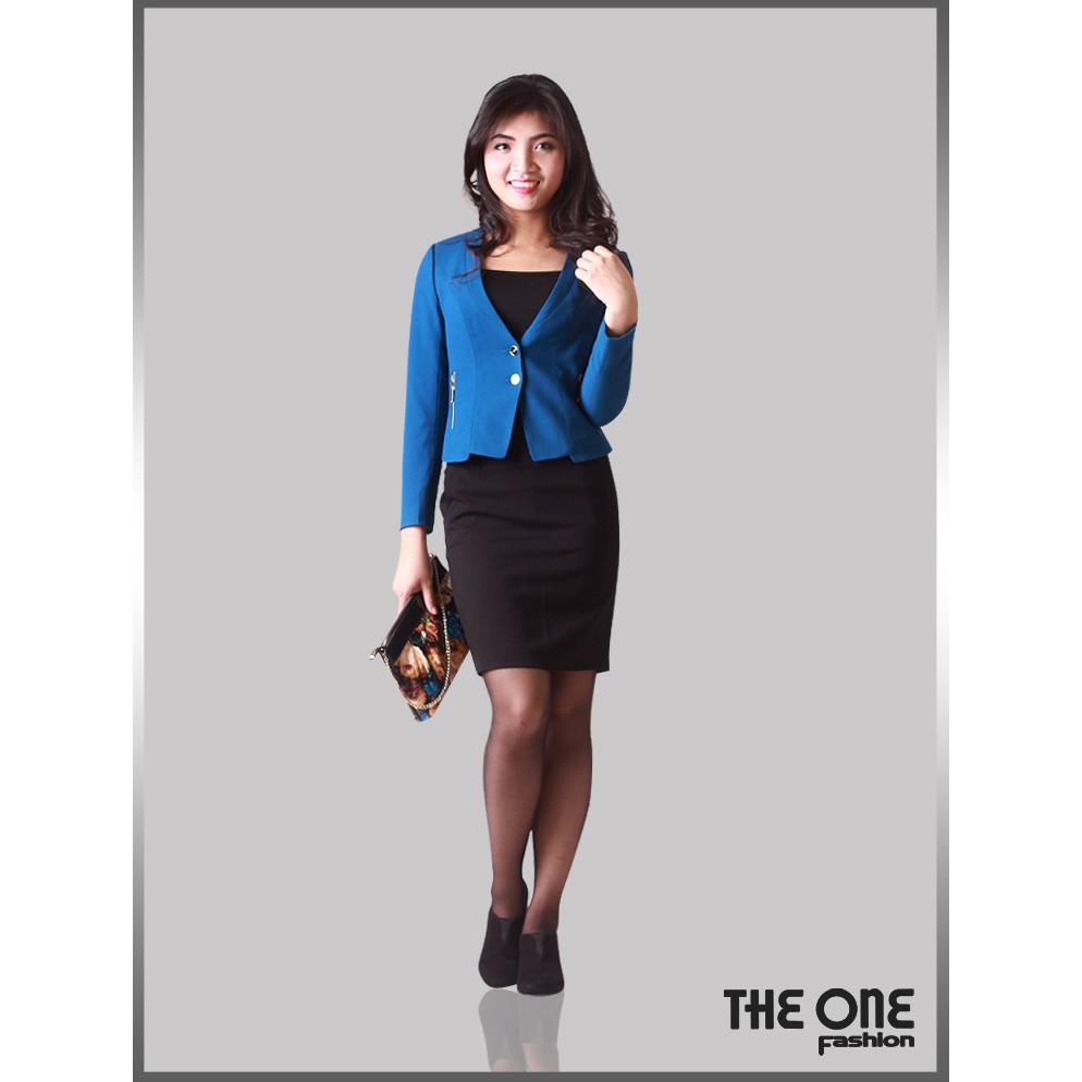 The One Fashion áo vest AVB032