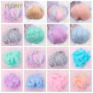 PEONY 100pcs Party Wedding Jewelry Decoration  Ornament DIY Craft Natural Goose Feathers
