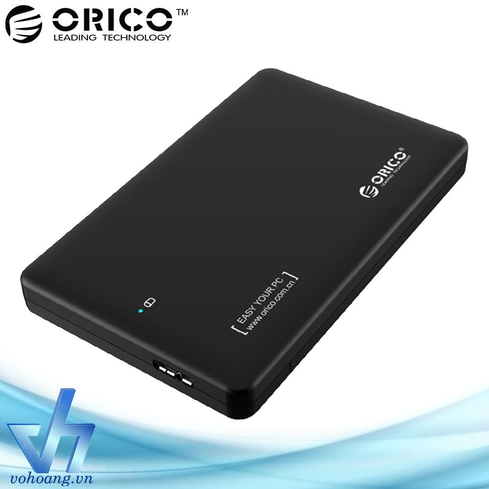 Box HDD gắn ngoài Orico 2577 / 2599 (Đen)