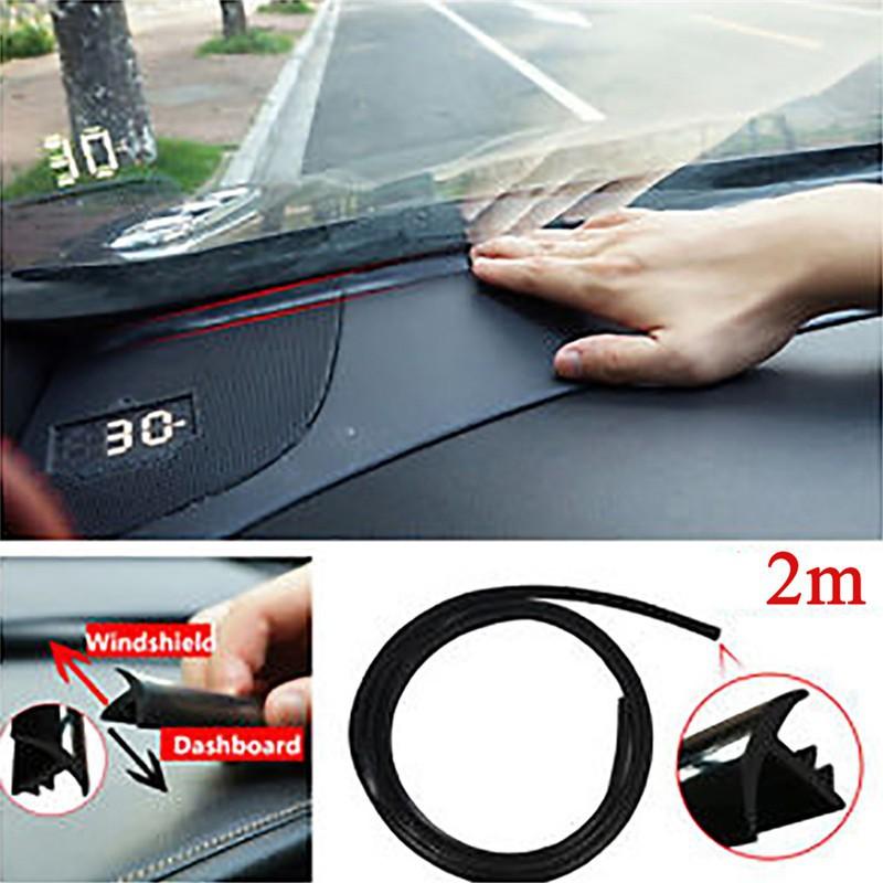 [Mã AUCBT7 giảm 15k đơn bất kì] Ron chống bụi chống ồn cho kính ô tô