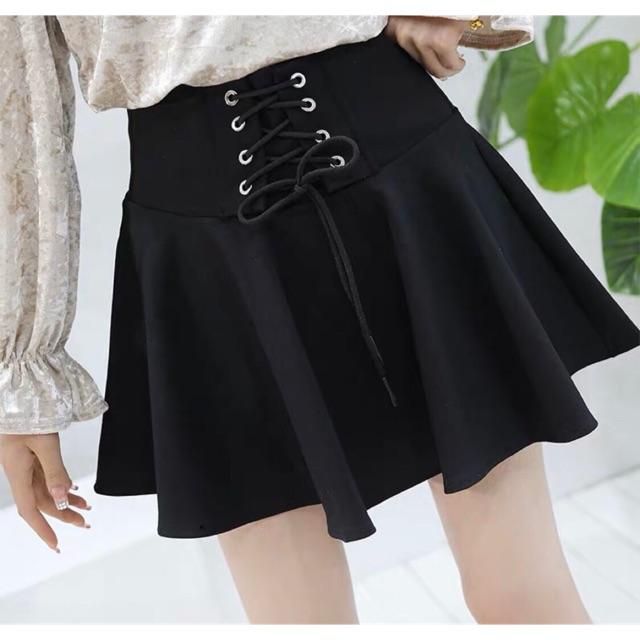 Chân váy xỏ dây xinh (u)