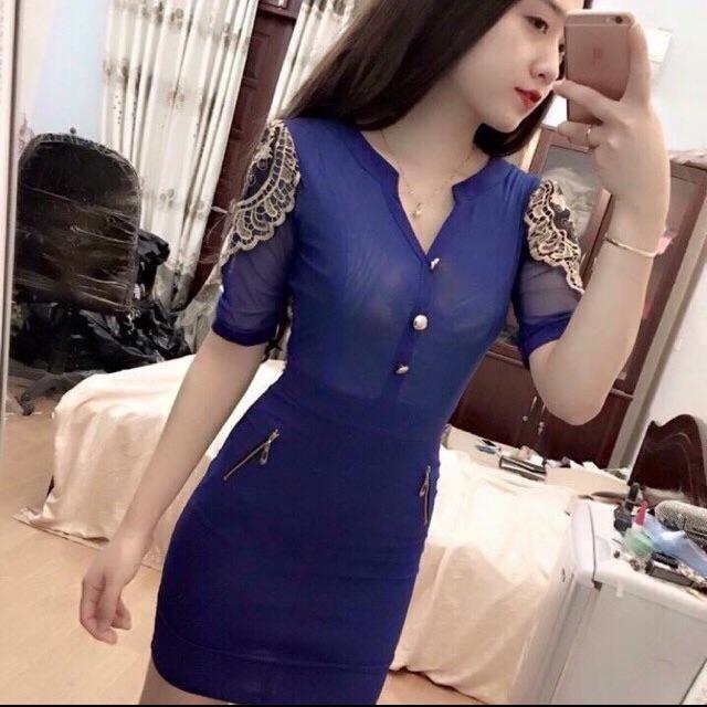 Váy thiết kế dáng ôm