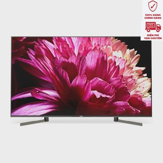 Android TV LED 4K HDR Sony 65 inch KD-65X9500G (2019)