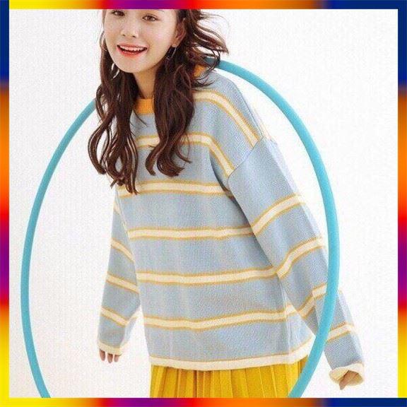 [Giảm 50%] mẫu áo tay dài nữ from rộng XỊN, áo thun dài nữ không cổ dài tay thời trang.