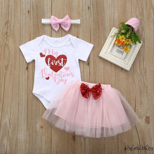 Set áo liền quần + Chân váy xòe dễ thương cho bé gái