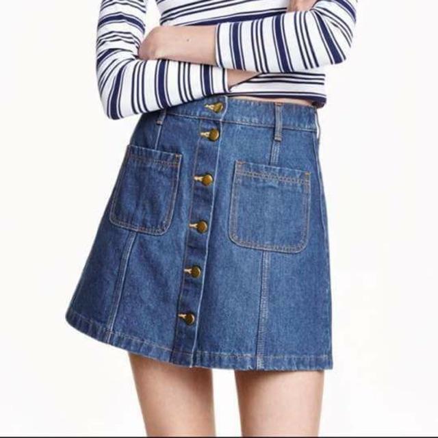 Chân váy H&M authentic