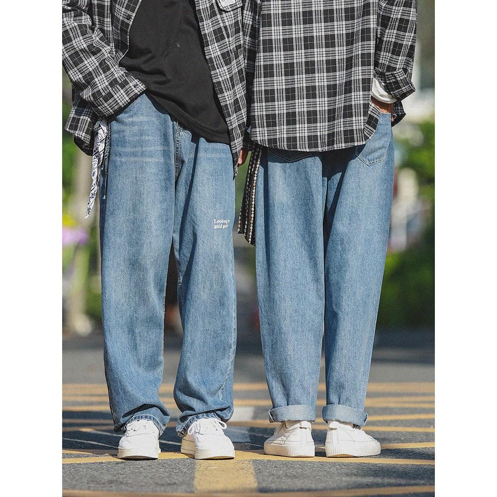 Quần Jean nam phong cách Retno Nhật Bản