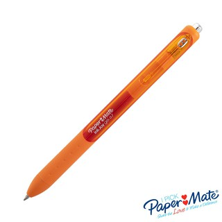 Bút gel Paper Mate InkJoy Retractable - 0.7mm - Màu cam (Orange)