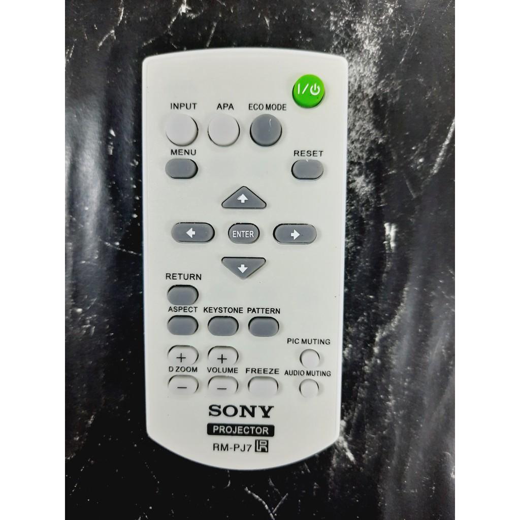 Remote Điều khiển máy chiếu Sony- Hàng chính hãng mới 100% Tặng kèm Pin