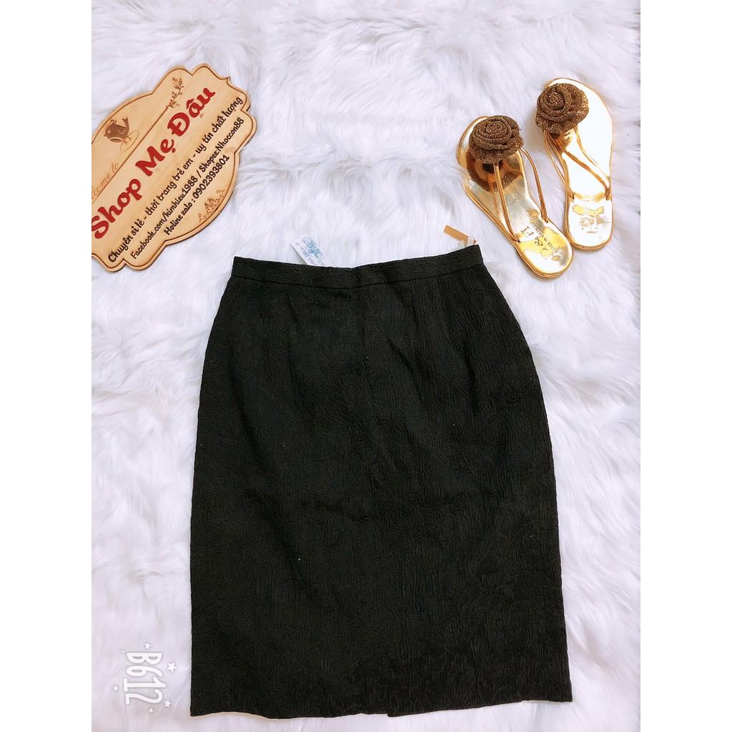 chân váy xòe ngắn và dài nữ