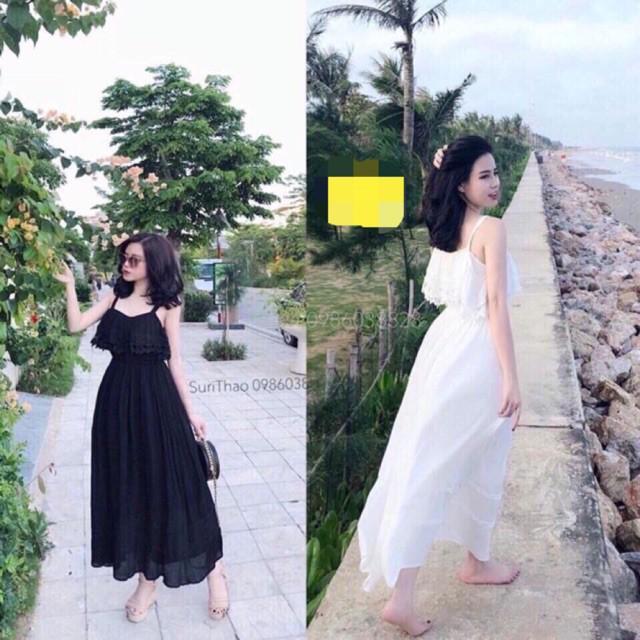 Combo 6 đầm maxi thời trang nữ mùa hè