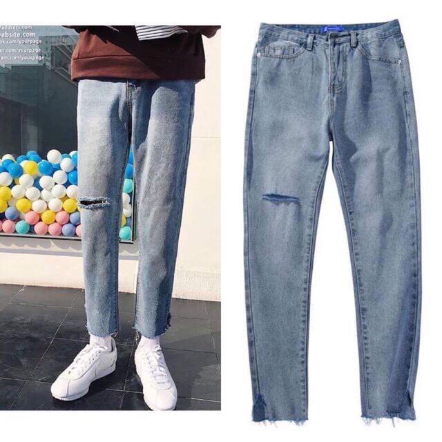 Quần Jeans Nam Nữ Mới Nhất 2020 C06 Vivian2000