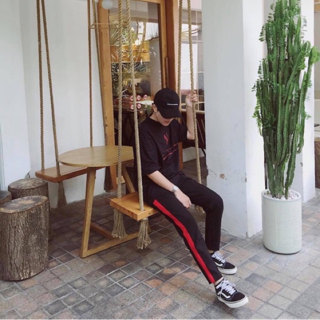 Quần RED LINE PANTS UNISEX