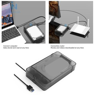 Norton❃ MAIWO K10435 CN Hard Disk Case USB 3.0 to SATA SSD HDD Box for Desktop PC