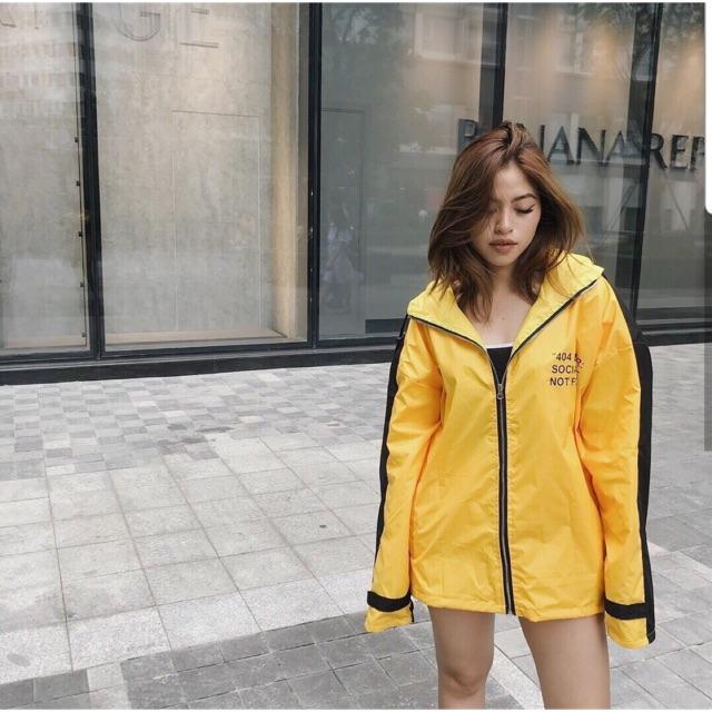 Jacket dù