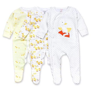 Set sleepsuit liền