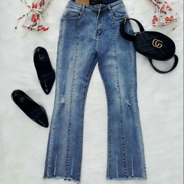 quần jean dài 150k