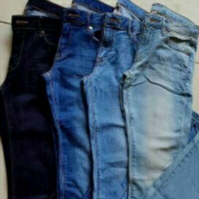 Quần jeans xuất xịn
