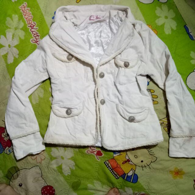 Thanh lý áo khoác nhung size M