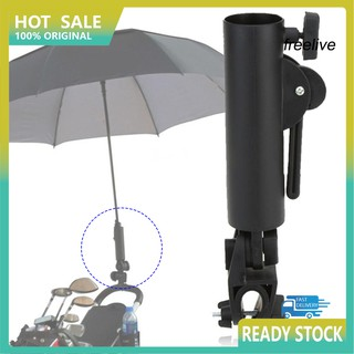 Hình ảnh FHSPortable Cart Car Trolley Umbrella Holder Stand Bracket Golf Club Accessories