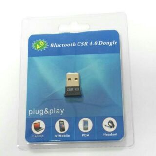 USB BLUETOOTH 4.0 DONGLE