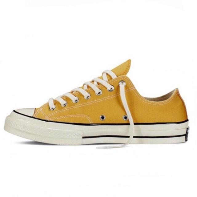 Giày Sneaker Chuck Taylor Allstar 1970s Low Vàng MS038016 Fullbox