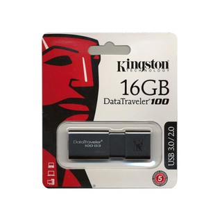 USB Kingston DT100G3 USB 3.0 16GB