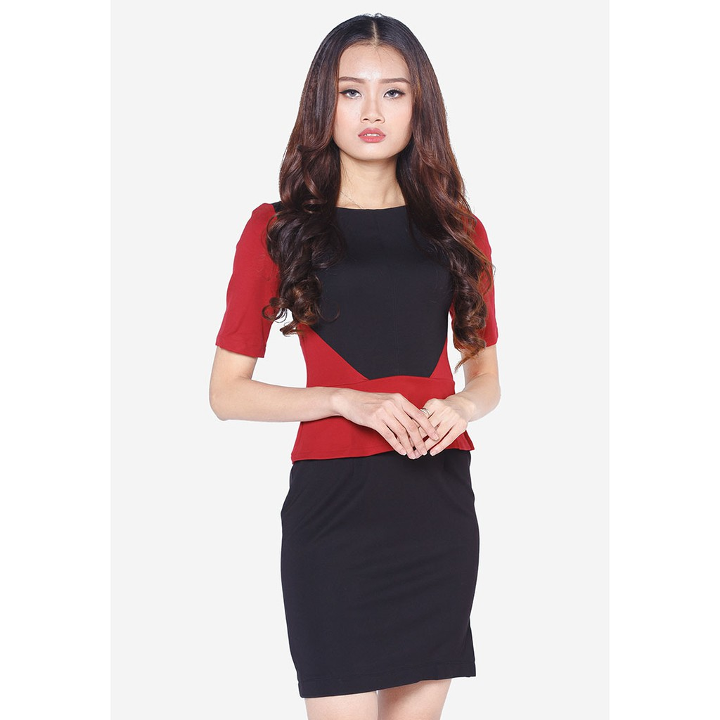 The One Fashion đầm DDY2291