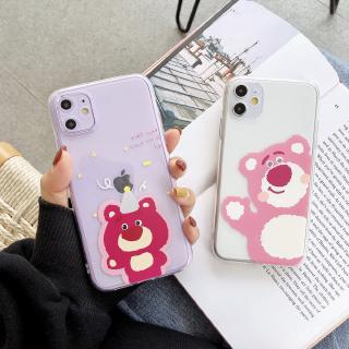 Cartoon Phone Case iPhone11 11Pro 11ProMax X XR XS XS Max 7g 8g 7Plus 8Plus  Case iPhone