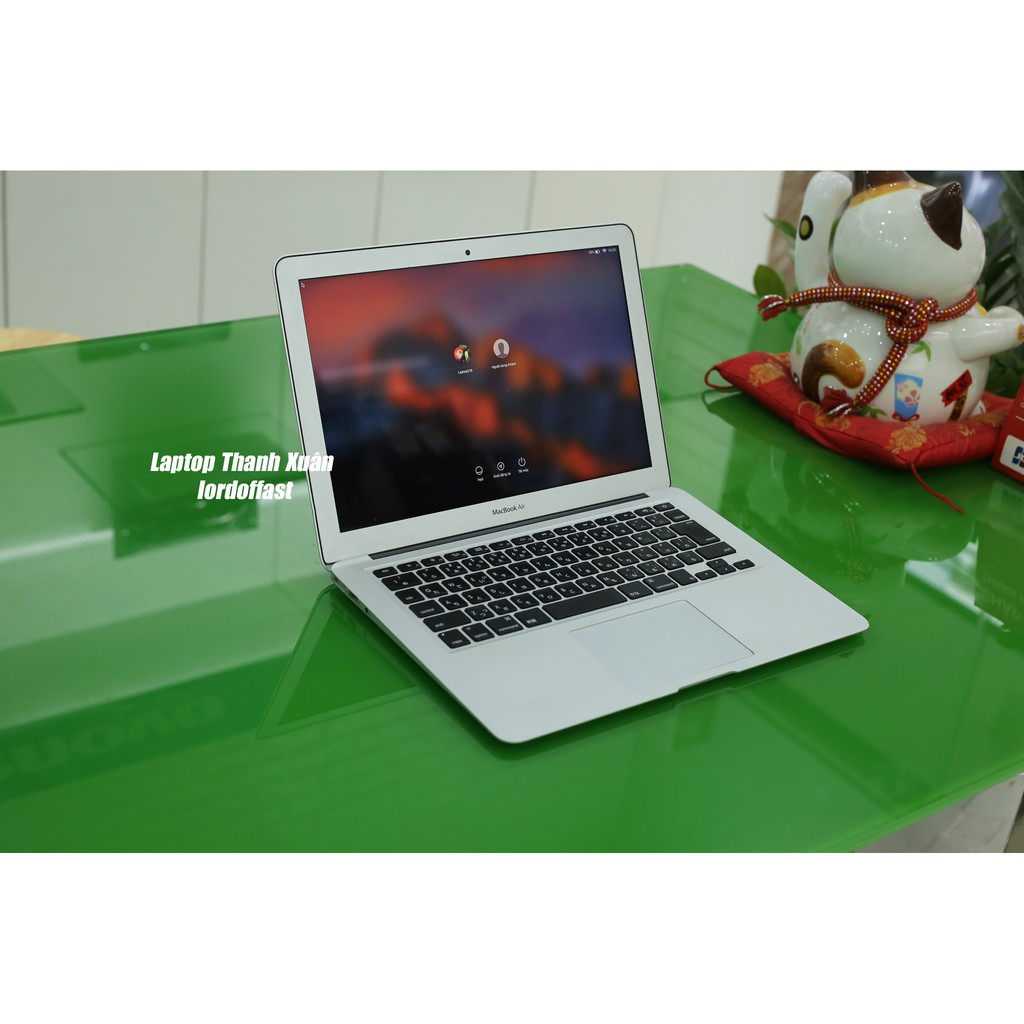 Hình ảnh Macbook Air 13'' -2015- MJVE2 I5 4GB 128GB SSD like new