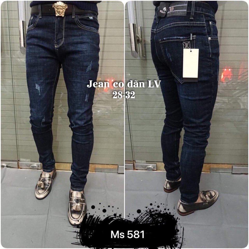 Quần Jean Nam Phong Cách PV 581