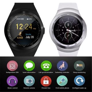 ⌚Y1 Smart Watch Phone Mate for Android for iPhone for Samsung Waterproof