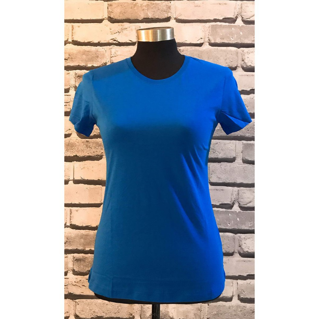 [HÀNG SIÊU HOT] Gold Rhin áo thun nữ cao cấp công nghệ nhật bản xanh ya - áo phông nữ phong cách nhật - ATGR01