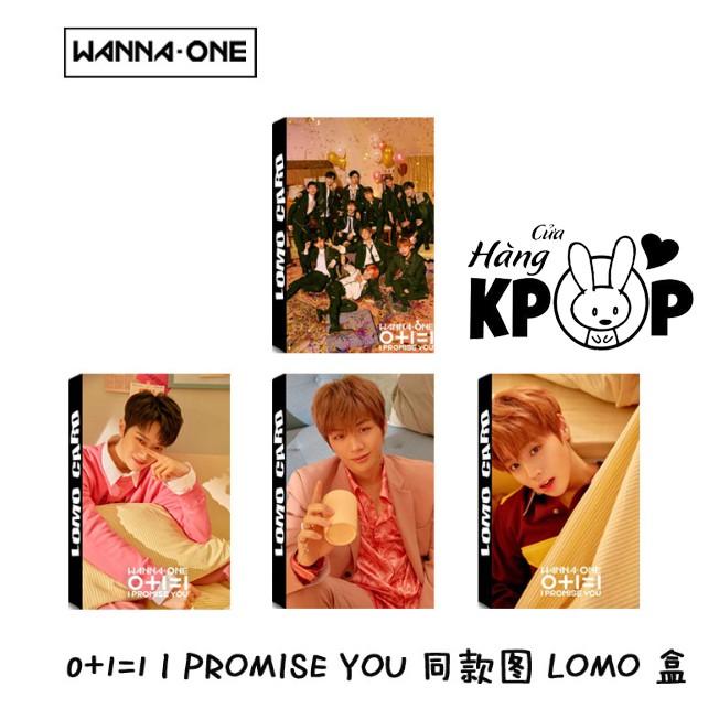 Lomo Wanna One IPU - Cửa hàng Kpop