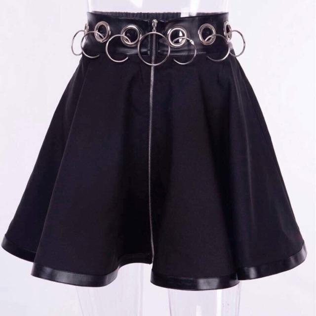 chân váy đen ML (order)