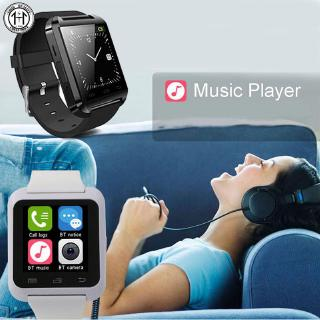 Bluetooth Smart Wrist Watch Phone Mate For Android&IOS Iphone LG HTC Sony 2016