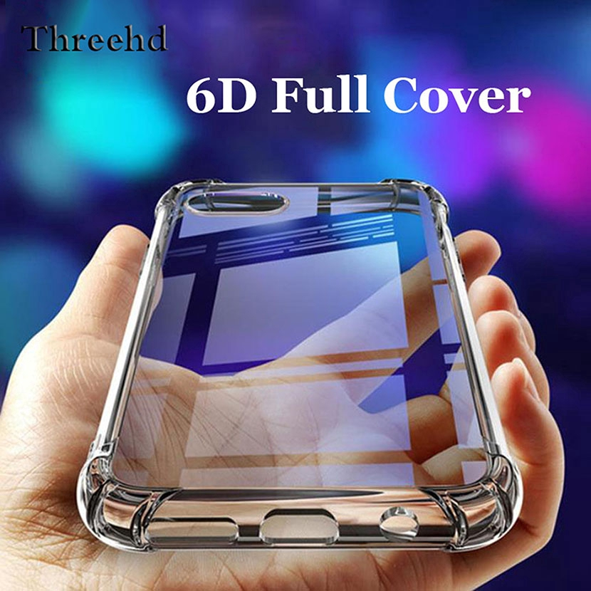 Hình ảnh Samsung Galaxy S10 S10E S9 S8 Plus S7 S6 Edge Note 10 Pro 9 8 Transparent Shockproo