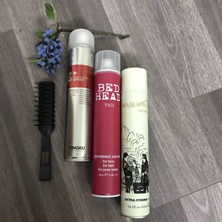 Gôm Xịt Phủ Cứng 8+ Spray+Hair Spray+ BED HEAD