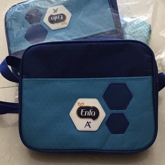 Túi đeo cho bé- Hàng khuyến mãi hãng Enfa A+